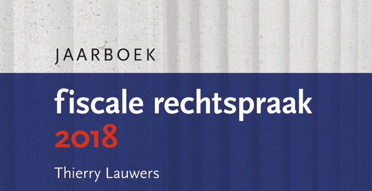 Fiscale Rechtspraak 2018