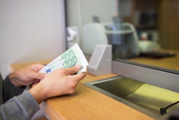 Le Point de contact central sur les comptes bancaires